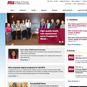ASU School of Nursing