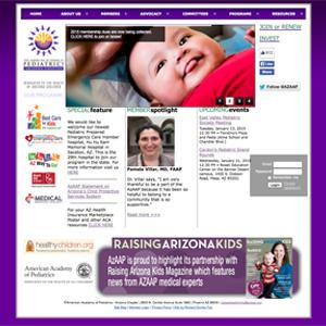 AZ American Academy of Pediatrics