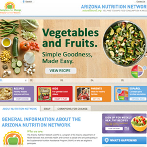 Health Services Website
