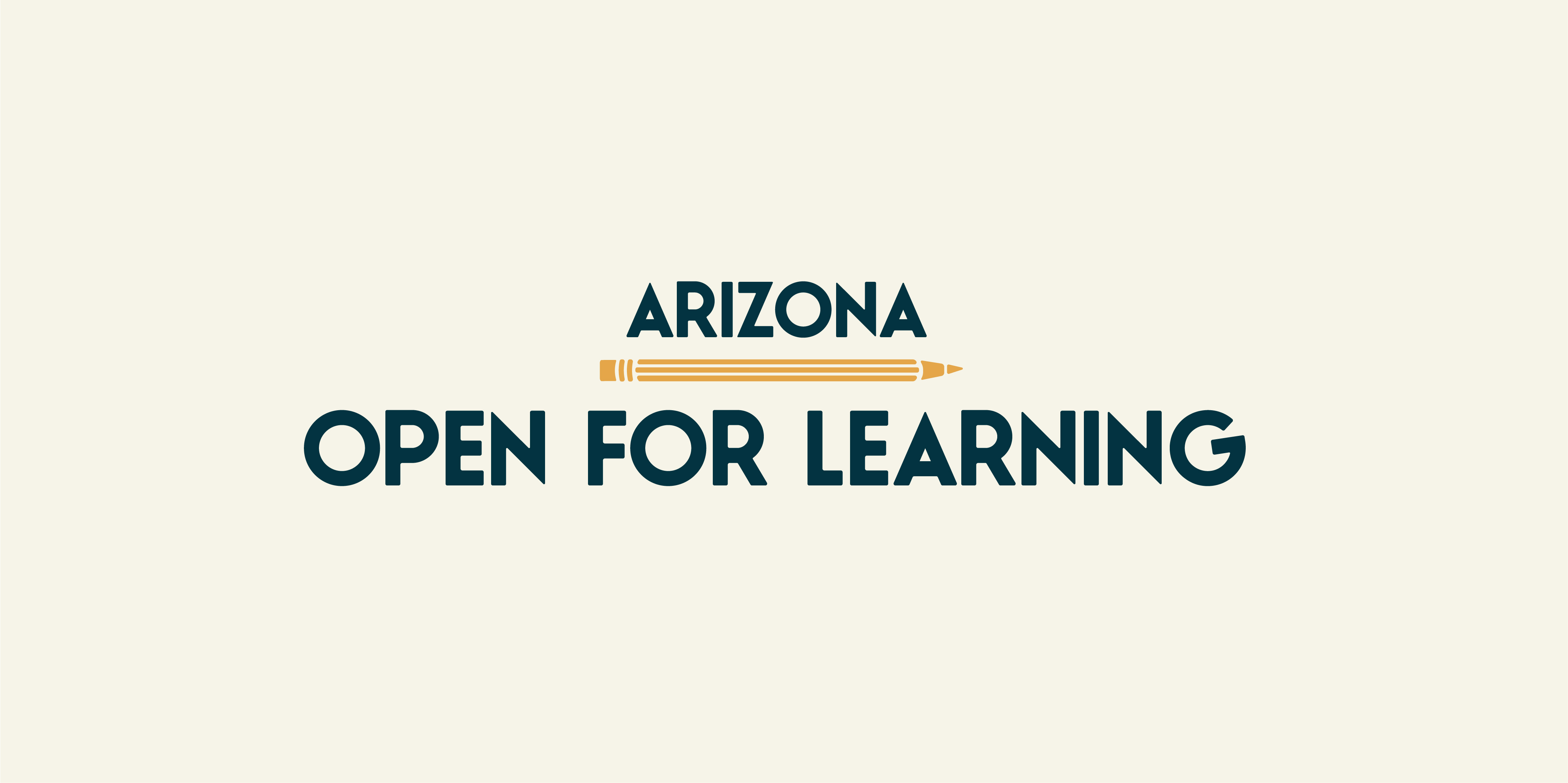 Arizona: Open For Learning