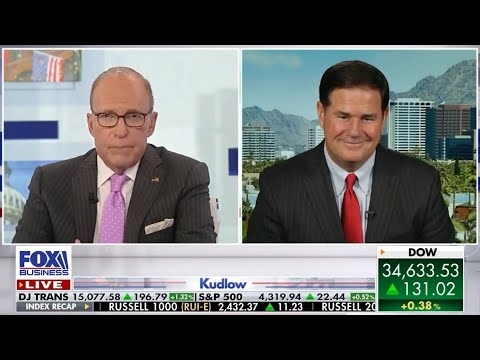 FOX Business: Governor Ducey On Election Integrity Win At Supreme Court, Historic Arizona Tax Cut