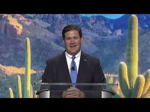 Governor Ducey Recognizes Arizona-Sonora Relationship