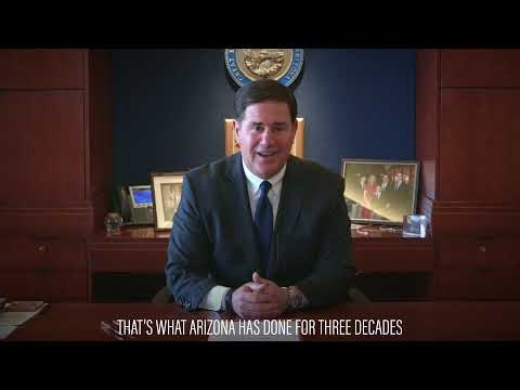 Governor Ducey Signs Senate Bill 1485