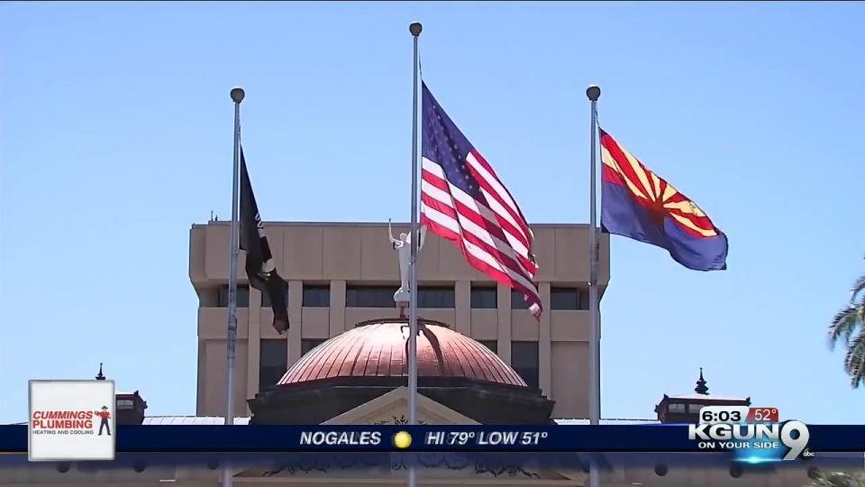 KGUN 9: Lawmakers Pass Arizona Budget