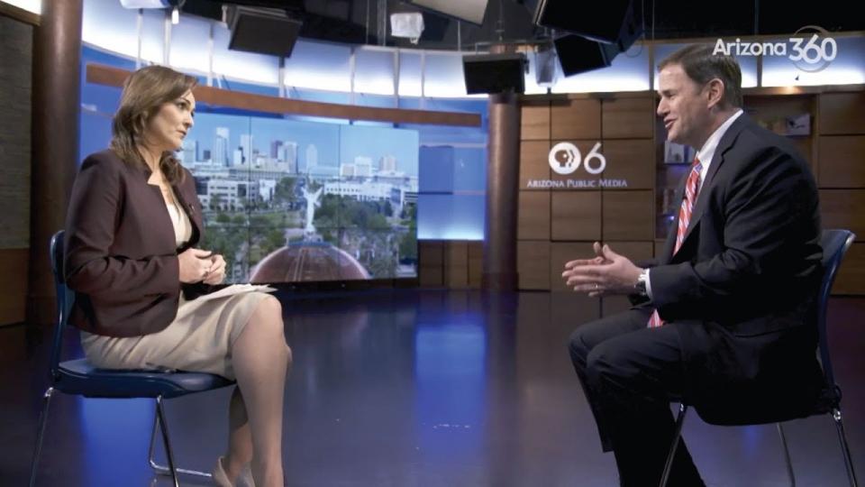 Arizona Public Media: Governor Ducey Urges Congress To Pass USMCA