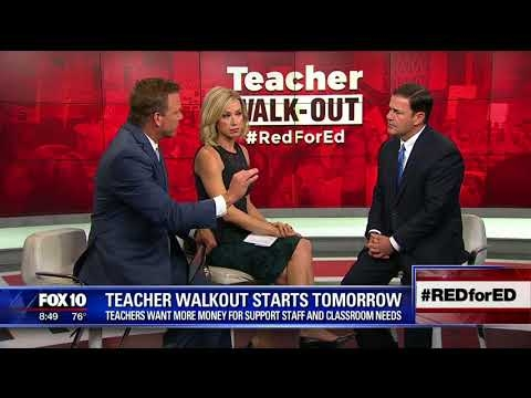 Fox 10: Arizona Teacher Pay Raise Plan