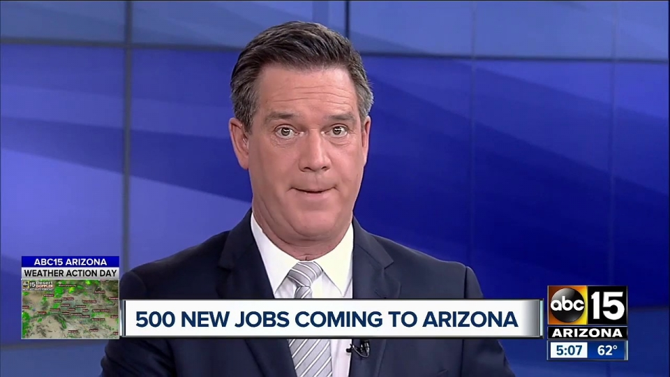 ABC 15: 500 New Jobs Coming To Arizona For Adults With Autism