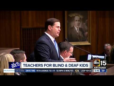 ABC 15: Why Arizona Is Investing In Education For The Deaf And Blind