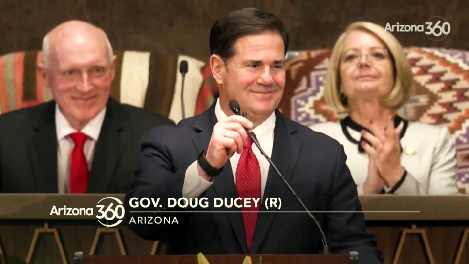 Arizona Public Media: Governor Doug Ducey On His 2020 Priorities