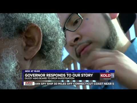 Governor Ducey Responds To Juan Carlos' Story