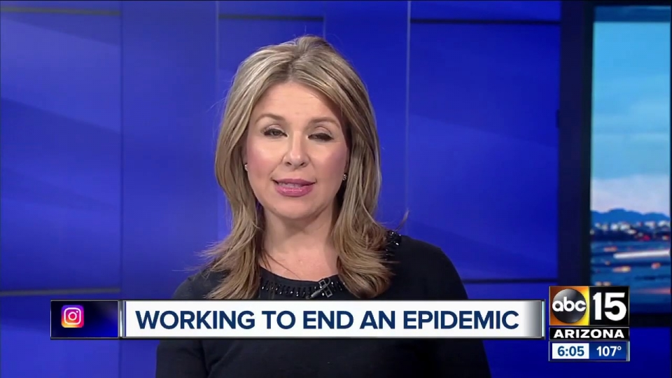ABC 15: Working To End An Epidemic