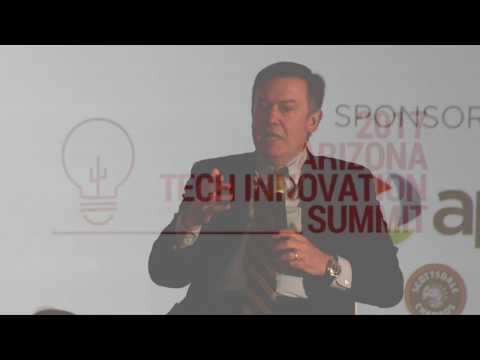 Fireside Chat Dr. Michael Crow & Governor Doug Ducey (AZ Tech Innovation Summit 3/23/2017)
