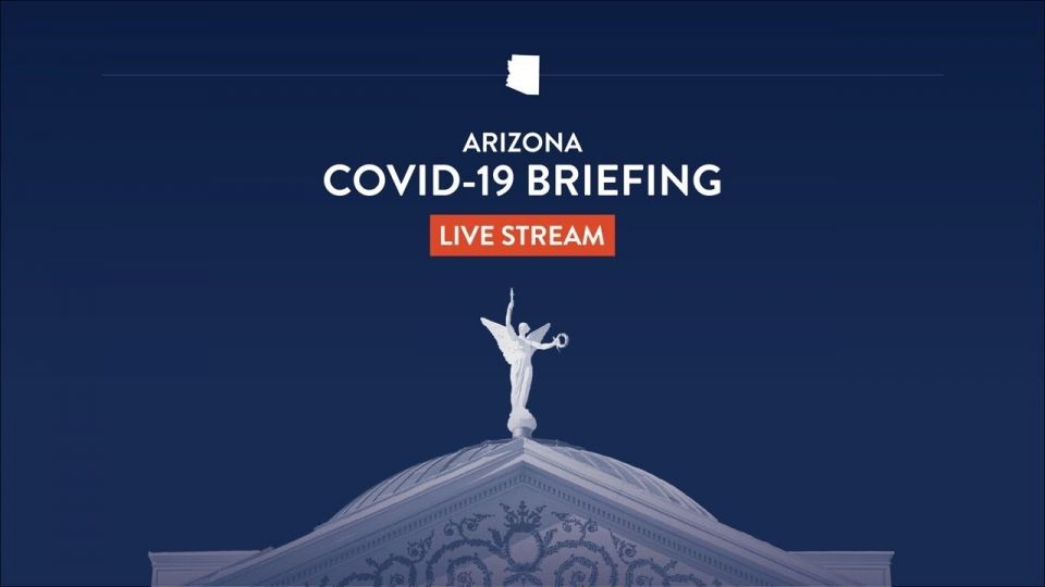 Arizona COVID-19 Briefing with Governor Ducey, Dr. Christ, Maj. Gen. McGuire - July 30, 2020