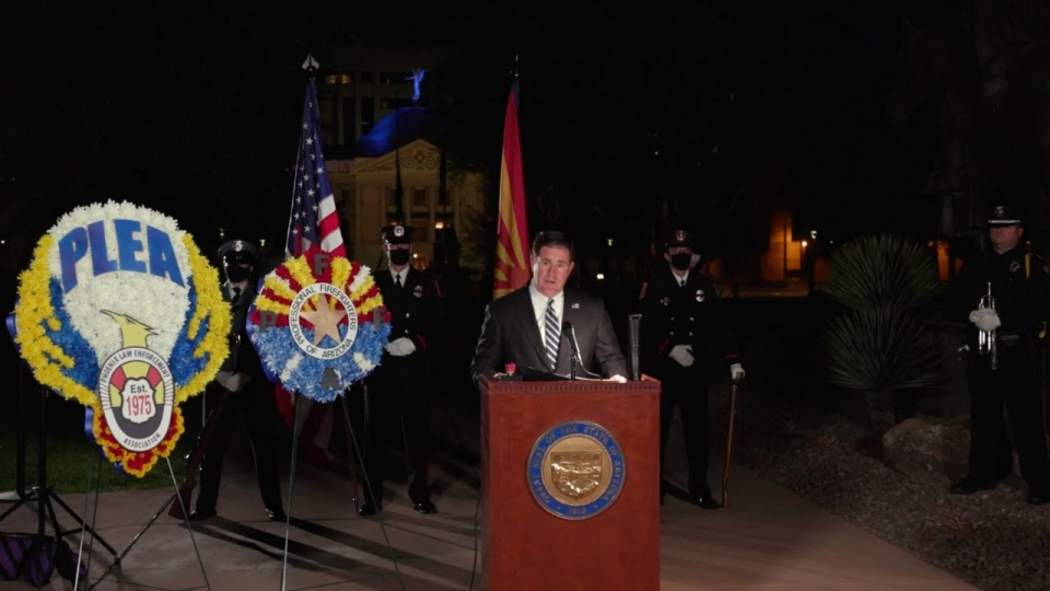 Virtual Lighting Ceremony To Remember 9/11