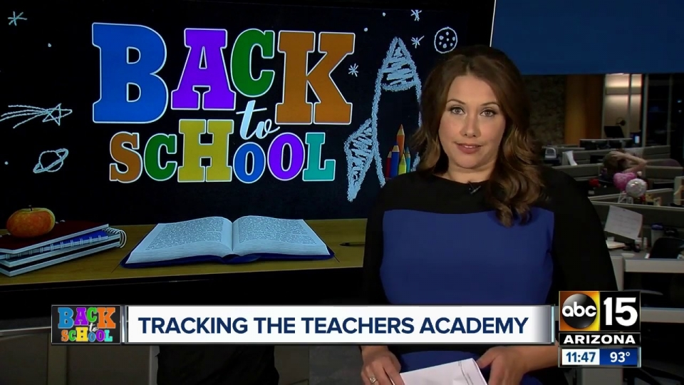ABC 15: Arizona Teachers Academy Grads Start Careers In The Classroom