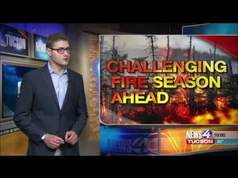 KVOA: Gov. Ducey On Wildfire Season