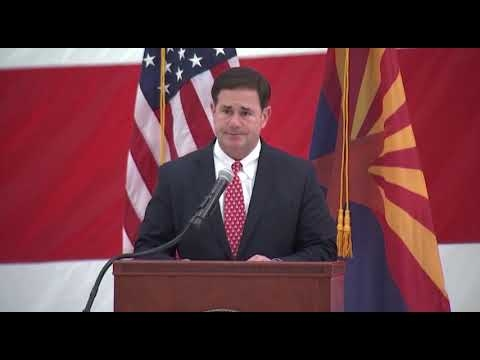 Governor Ducey Honors Kayla Mueller's Legacy