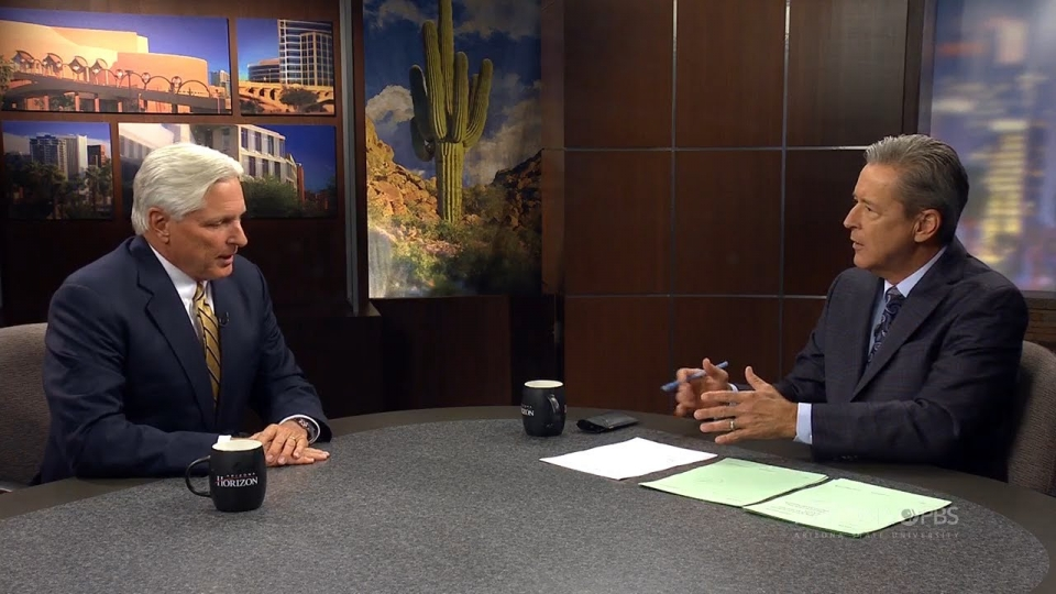 KAET PBS: Fred DuVal Discusses Arizona Teachers Academy On Arizona Horizon