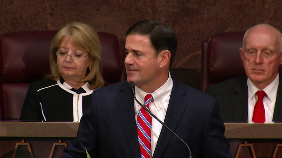 Governor Ducey: Pass Warren Petersen's Bill