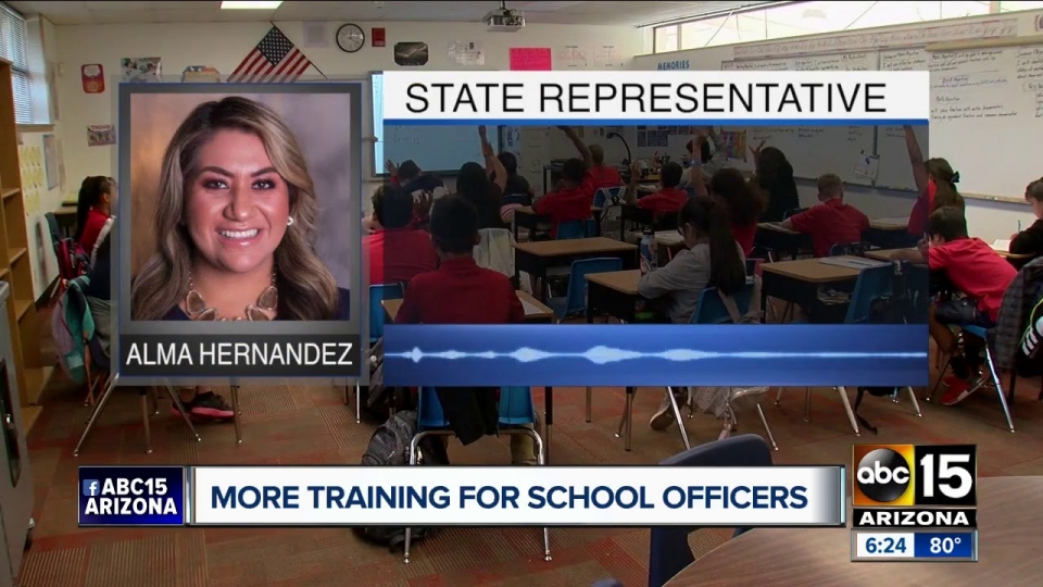 ABC 15: More Training For School Officers