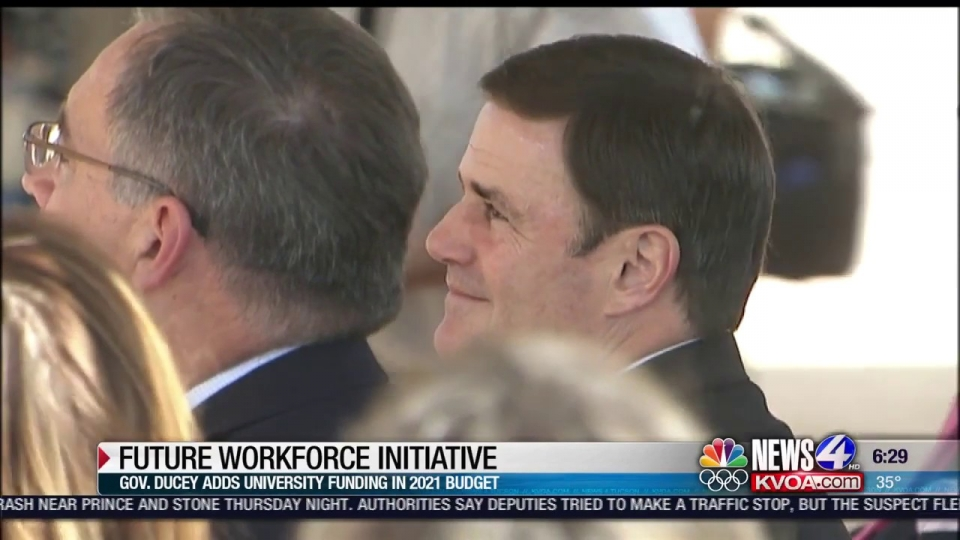 KVOA News 4: Future Workforce Initiative