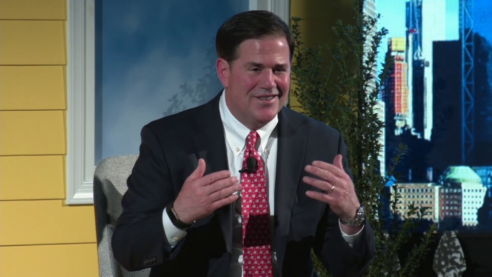 Governor Ducey On The American Civics Act At Civics Forward 2019