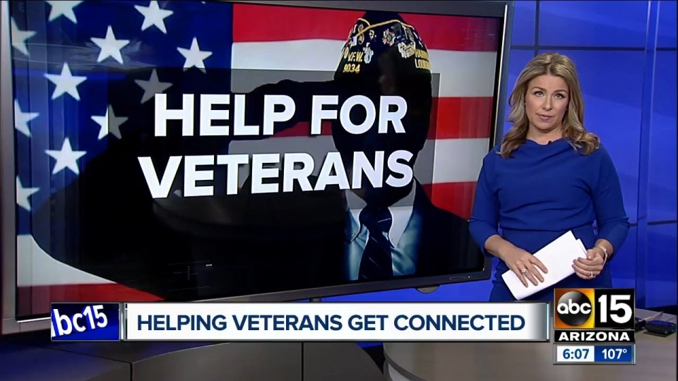 ABC 15: Arizona Takes Suicide Prevention Program On The Road In Hopes Of Saving Veterans