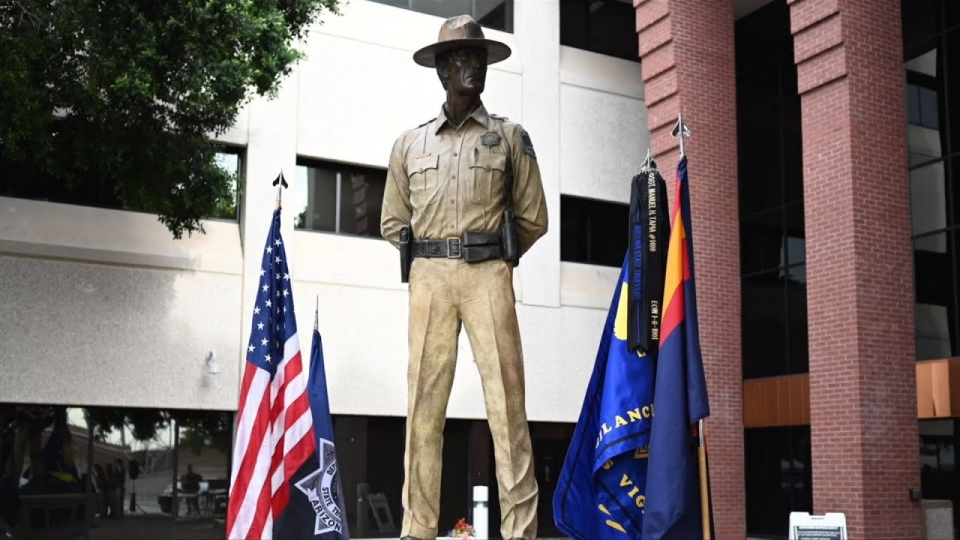 Honoring Fallen Arizona Department of Public Safety State Troopers