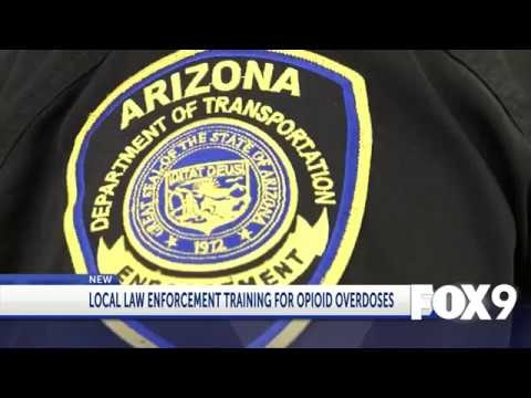 Fox 9: Local Law Enforcement Training For Opioid Overdoses