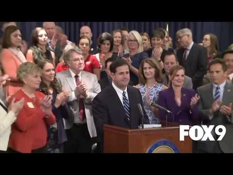 Fox 9: Gov. Ducey Proposes Teacher Pay Increase Of 9% This Year