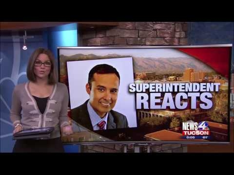 TUSD Superintendent reacts to Governor Doug Ducey's education budget