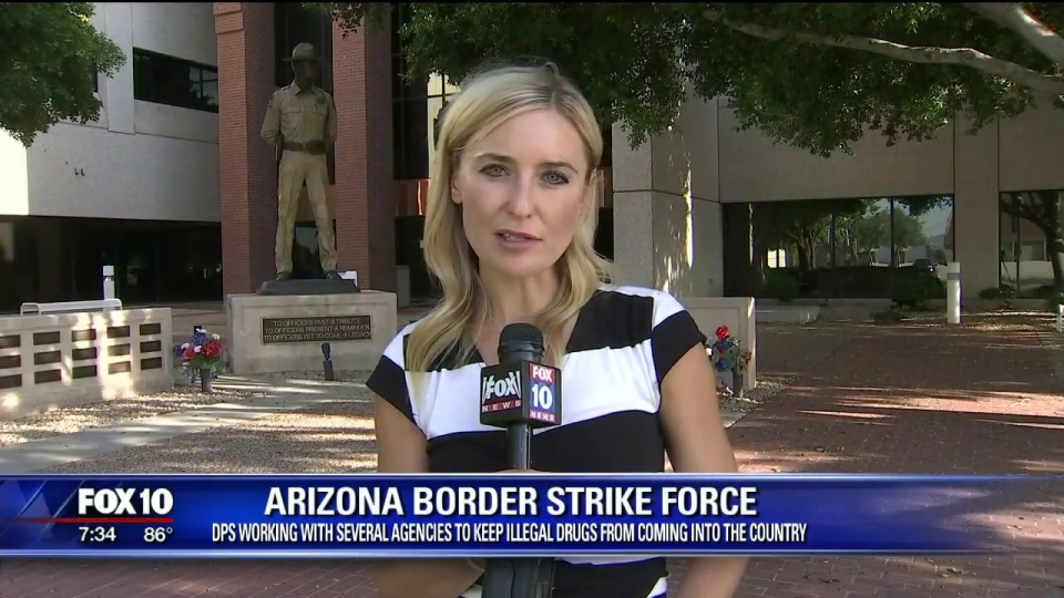 Fox 10: Arizona Border Strike Targeting Border-Related Crimes