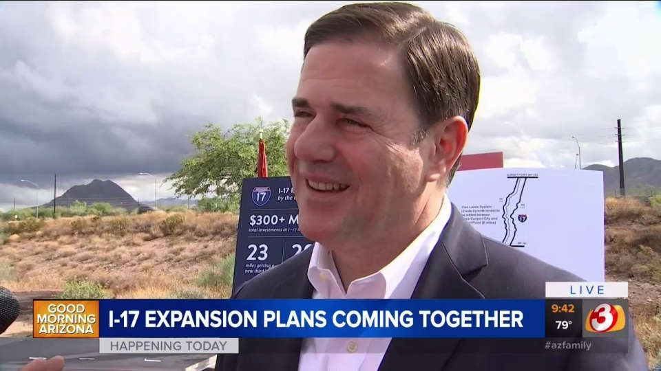 AZFamily: 1-17 Expansion Plans Coming Together