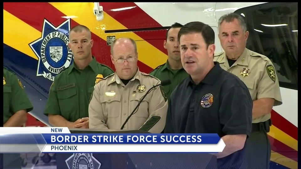 ABC 5: Border Strike Force Success