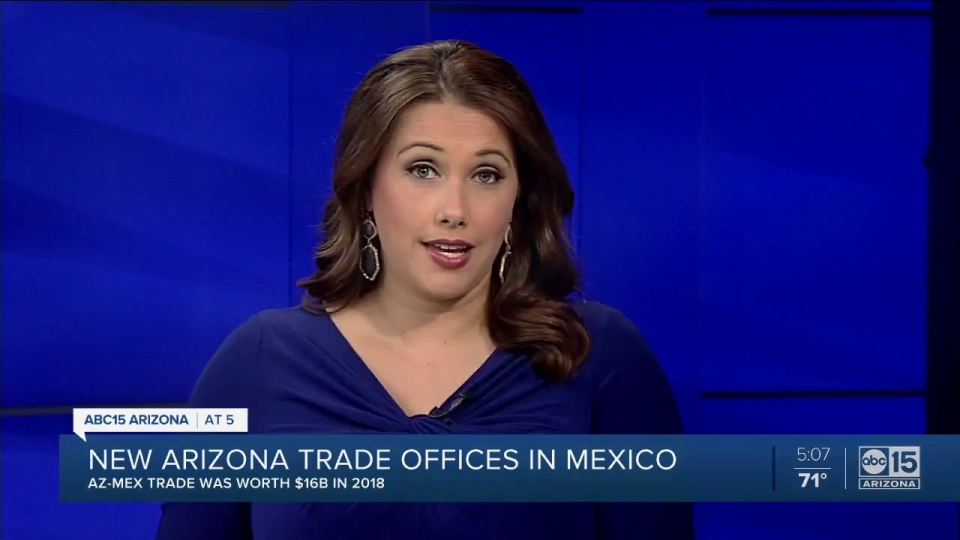 ABC-15: New Trade Offices Open in Mexico
