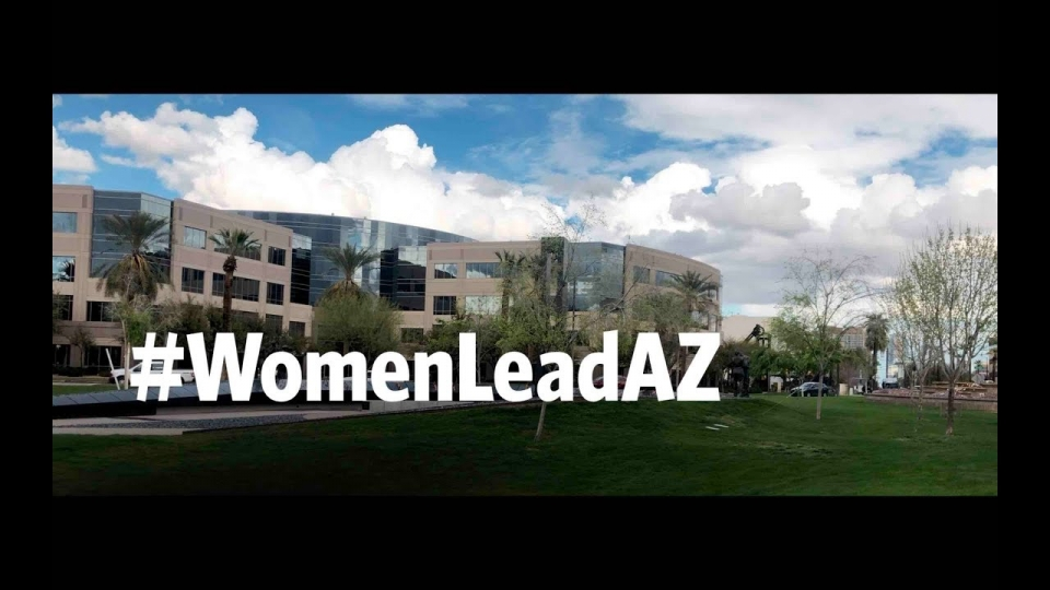 Women Lead AZ: Who Has Inspired You?
