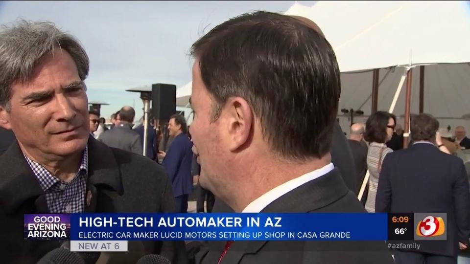 3TV: High-Tech Automaker In AZ