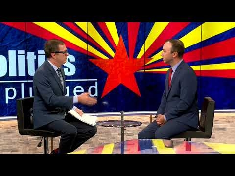 Daniel Scarpinato Discusses Gov. Ducey's Plan To Increase Teacher Pay 20% On Politics Unplugged