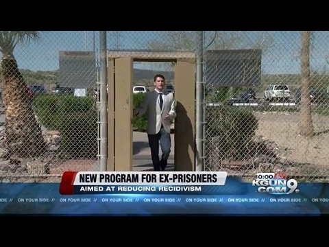 KGUN 9: A Second Chance For Former Prisoners