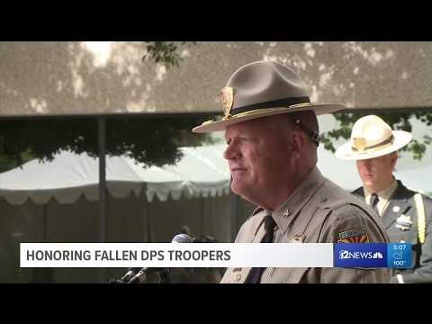 12 News: Honoring Fallen DPS Troopers