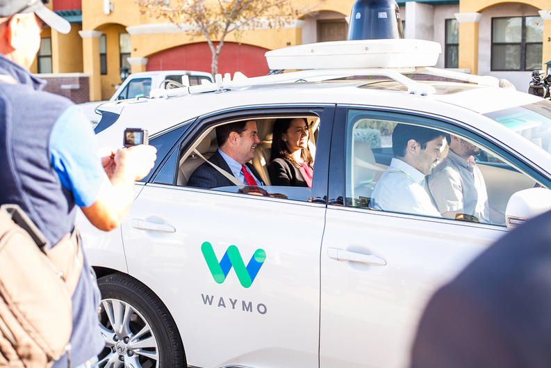 Governor Ducey Updates Autonomous Vehicle Executive Order Office