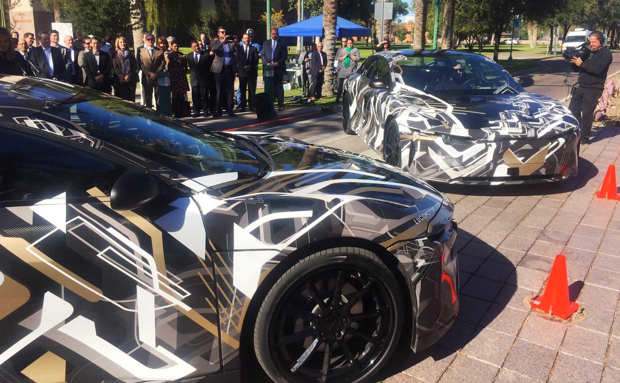 Lucid Motors Brings Electric Car Manufacturing To AZ ...