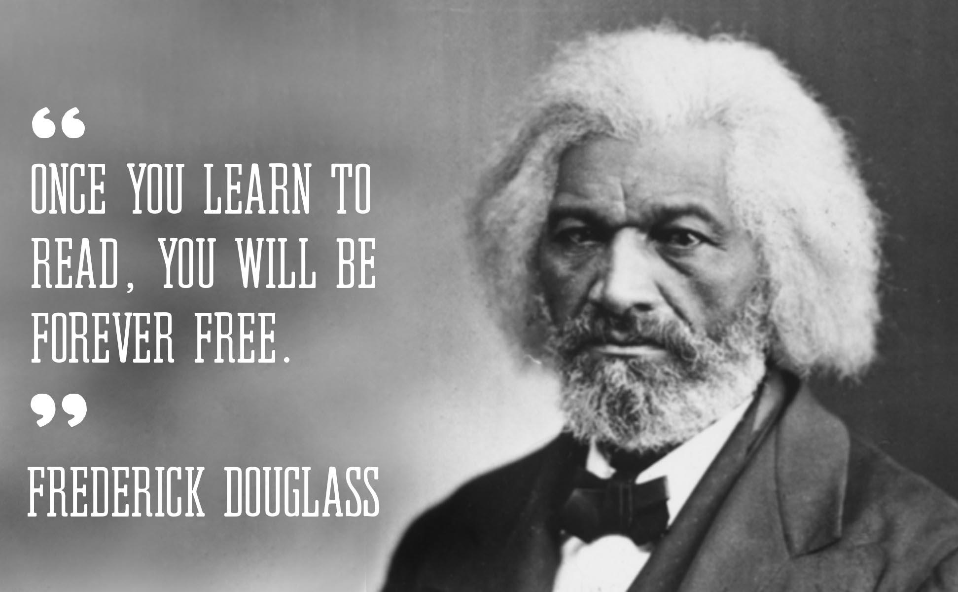 Frederick Douglass Quotes 5 Frederick Douglass Quotes Worth Reading On His Birthday | Office  Frederick Douglass Quotes