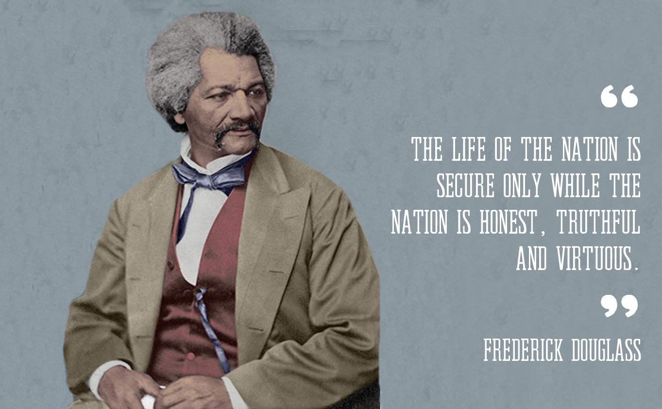 narrative of the life of frederick douglass summary quotes