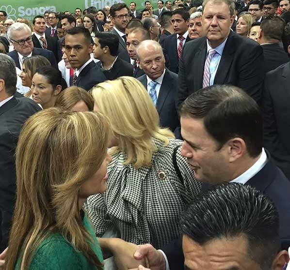 Sonora Governor-elect Claudia Pavlovich