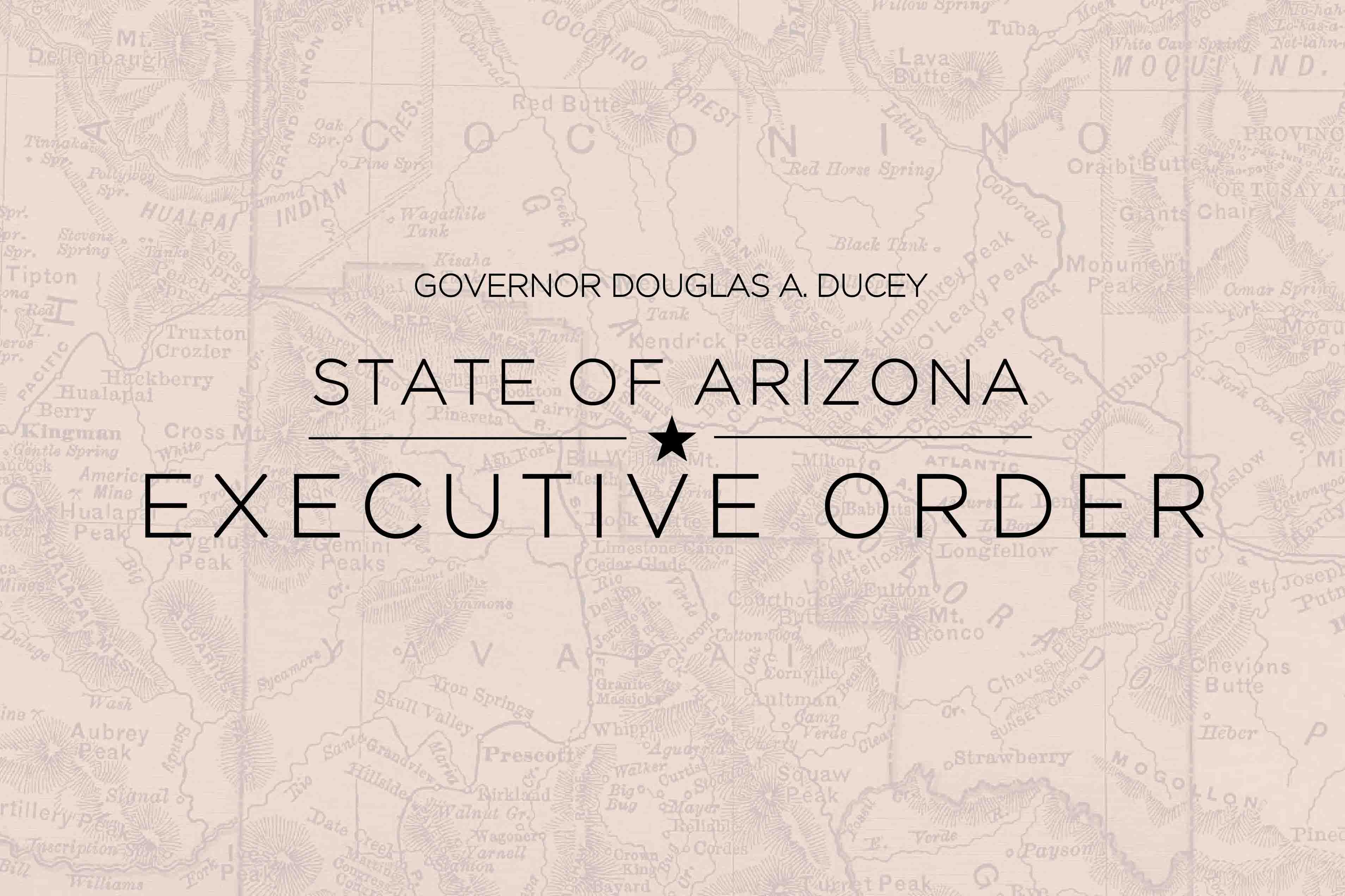 Governor Ducey Takes New Step Towards Reducing Licensing In Arizona