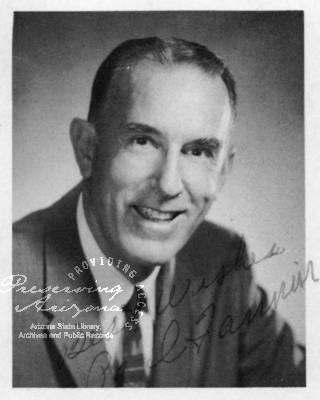 Paul J. Fannin Gubernatorial term 1959-1965