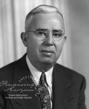 Daniel E. Garvey Gubernatorial term 1948-1951