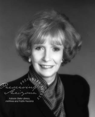 Jane Dee Hull Gubernatorial term 1997 to 2003