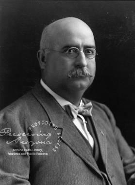 George W. P. Hunt Gubernatorial terms 1912-1917, 1918, 1923-1929, 1931-1933
